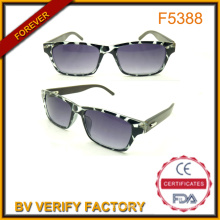 Bambu natural Unisex Sunglasses óculos de madeira Frame