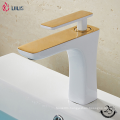 YLB0103 New design high quality hot cold water mixer tap bathroom wash basin faucet