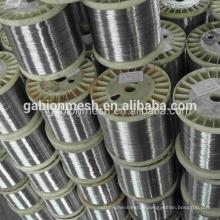 Surface brillante douce et dure haute qualité 304 304L 316 fil en acier inoxydable 316L