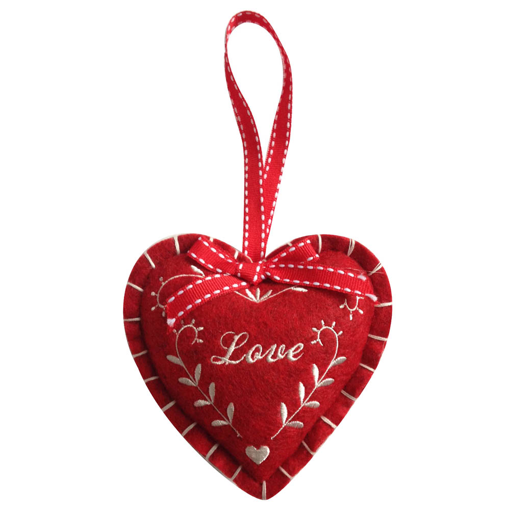 Valentine S Day Sweet Heart Hanging Pendant