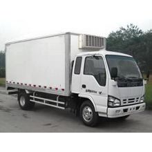 ISUZU 600P 120HP Refrigerated Van And Truck
