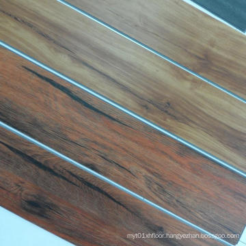 Wood Grain PVC Vinyl Plank Flooring