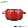 Durable Gradint Tone Die-cast Aluminum Cookware Set