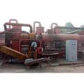 biomass coconut shell sawdust rice husk wood charcoal briquette making machine