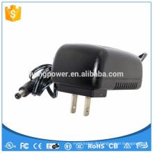 23w 9v 2.5a Waschmaschine Stromversorgung AC DC Netzteil UL CE FCC GS SAA ROHS