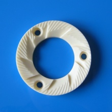 Disco de molienda de cerámica alúmina al 99%