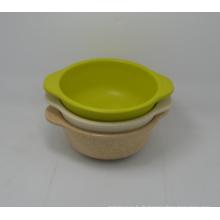 (BC-B1036) Vaisselle Eco Bamboo Fiber de haute qualité pour bébé