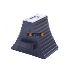 China Low Price Products Rubber Double Side Wheel Chock for Truck