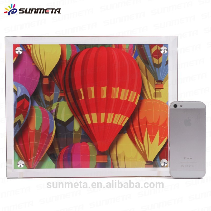 FREESUB Heat Press Transfer Print Photo To Glass