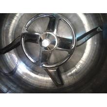 Mezclador Turbo de alta velocidad diseñado especialmente para plástico