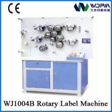 Máquina de impresión de la etiqueta de flexo (WJ1004B)