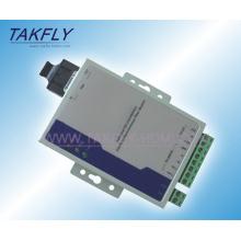 Módem de fibra óptica RS-232 / RS-485 / RS-422