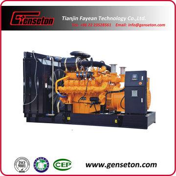 Generador diesel de la energía de la fábrica que funciona Googol Genset