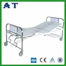 Triple-folding Ward Bed