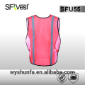 Сетчатый жилет безопасности ppe одежда защитные куртки промышленная спецодежда одежда с высокой видимостью 100% полиэфирная ткань