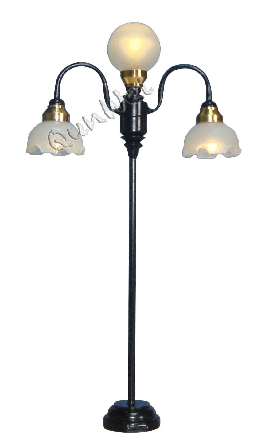 Dollhouse Street Lamp