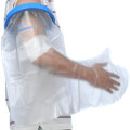 Adult Full Arm Cast Cover Waterproof Bandage Protector