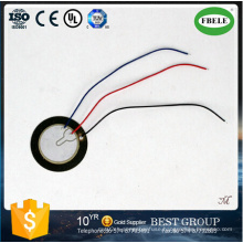 35mm Piezo Ceramic Buzzer with Wire