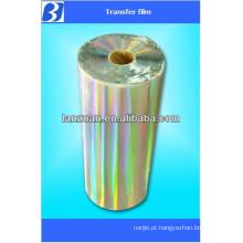 Transfer aluminium film