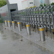 Automatic Hydraulic Bollard with LED Light