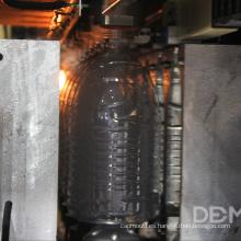 8 cavidades 2000ml plástico PET molde que sopla