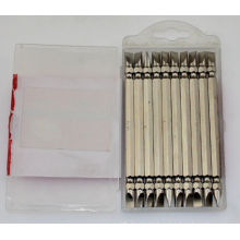 pH2 10PC 110mm Bits with Double Head in Box