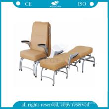 АГ-AC005 металлических удобный тюфяк больничной койки стул commode