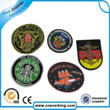 Sew Poppy Pin Schule Abzeichen benutzerdefinierte Logo Metall Abzeichen Pin