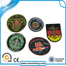 Professional Cheap Custom Cartoon Embroidered Patch