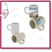 0.25L Beer Ceramic Mugs for Sublimation by Mejorsub
