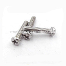 Phillips Pan Head stainless steel machine screw