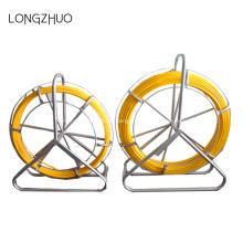 Varilla del conducto de cable de empuje de fibra de vidrio