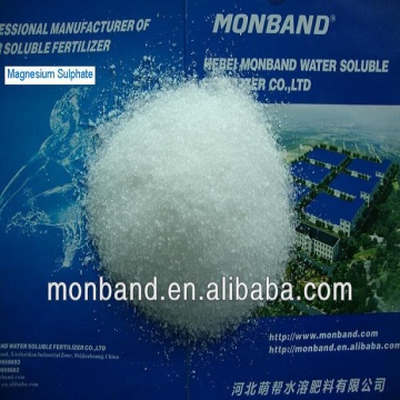 Kristal magnesium sulphate 7-air