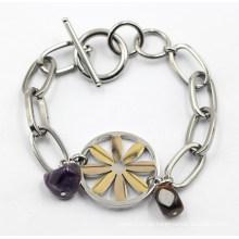 Großhandelsart und weise Edelstahl-Armband-Schmucksachen