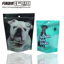stand up pouch pet food bag