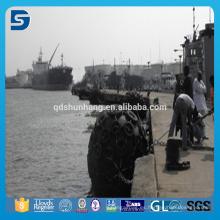 Marine Yokohama Type Boat Protection Jetty Fender Hecho en China