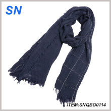 Factory Direct Sale Acrylic Yiwu Men Scarf