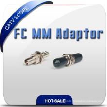 FC Adaptateur fibre optique pour cordon de raccordement, queue de cochon