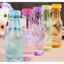 Plastic Pressurized Bottle, Originality Plastic Cup