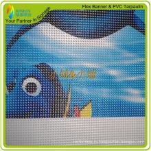 Eco-растворителя Открытый Покрынный PVC печатание Знамени сетки