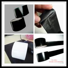 Uso de cinta adhesiva de tubo de PVC en el subsuelo