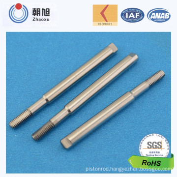 ISO Factory Custom Made Stainless Steel Electric Motor Shaft