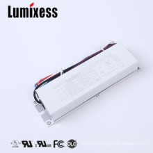 High power factor 1250mA constant current UL CUL 60w led dc driver