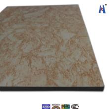 Hecho en Guangzhou Colorido panel de aluminio de Compoiste
