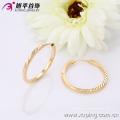 29361-Xuping Hot Sale da Moda 18 K Banhado A Ouro Brinco de Argola Para As Mulheres