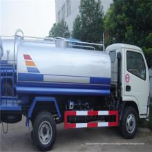 Camión de bomberos cisterna de agua de suministro directo de fábrica