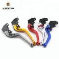 CNC Motorrad Verstellbare Bremskupplungshebel Passend für GSXR GSX-R 600 750 1000 K1 K2 K3 K4 K5 K6 K7 K8 K9 97-12