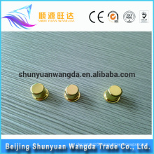 China stamping parts Bending sheet metal Brass stamping parts