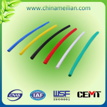 Caucho de silicona caucho tubo de PVC para la protección mecánica