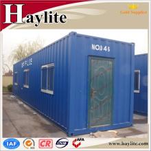 дома контейнера для перевозок для сбывания